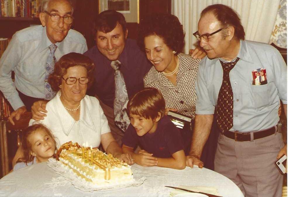 Hubert Dellinger, Clara Dellinger, Hubert Jr. Elizabeth Deal, Jimmie Deal, Laura Dellinger, Preston Dellinger