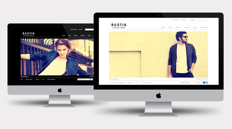 Rustik WordPress Theme
