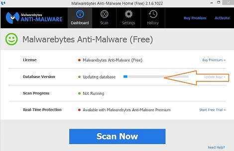 remove malware from computer