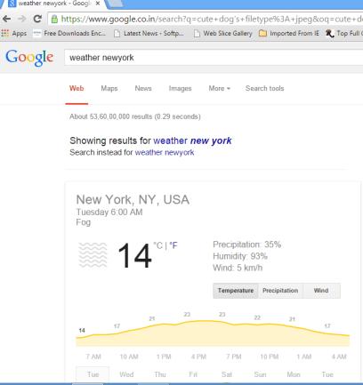 weather newyork