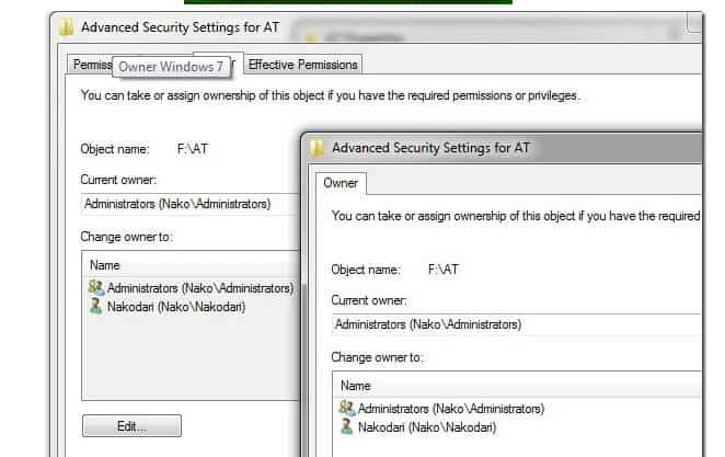 how to fix the error access denied