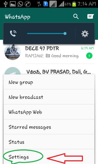 backup whatsapp chat