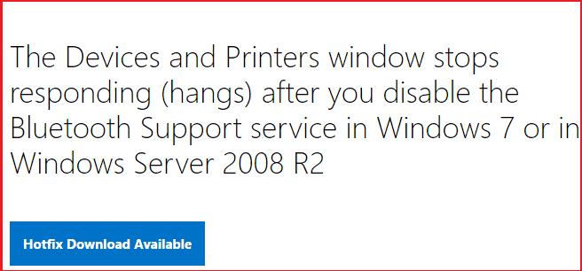windows 7 print dislog not appearing
