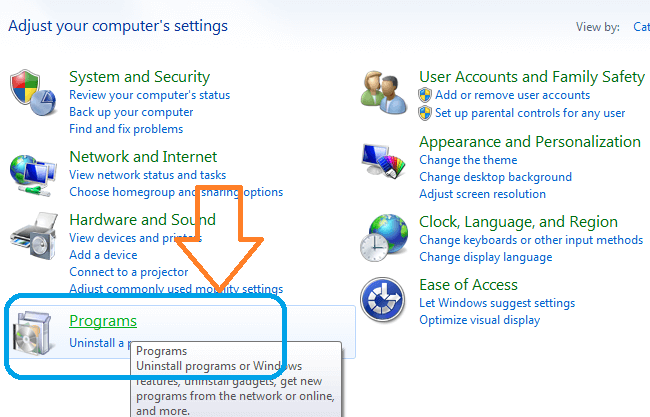 how to change your default web browser in windows 7