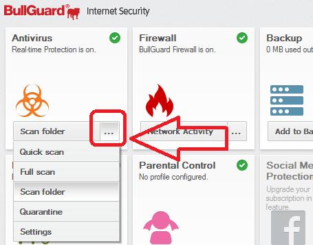 bullguard internet secuirty antivirus