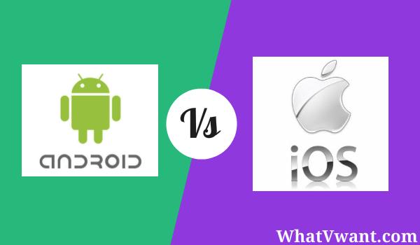 ios vs android comparison