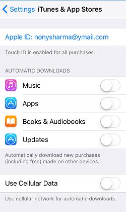 auto download itune