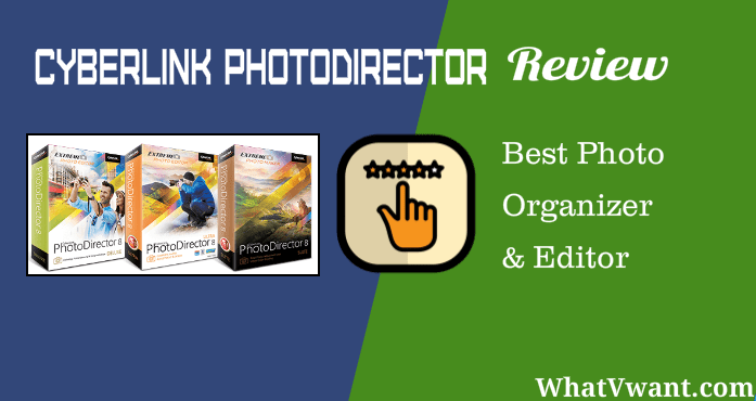 cyberlink photodirector review