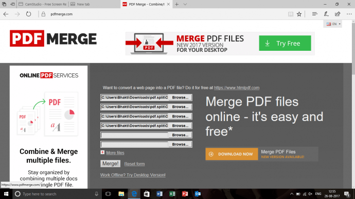 7 Ways to Merge Or Combine PDF Files Into One PDF Document 1