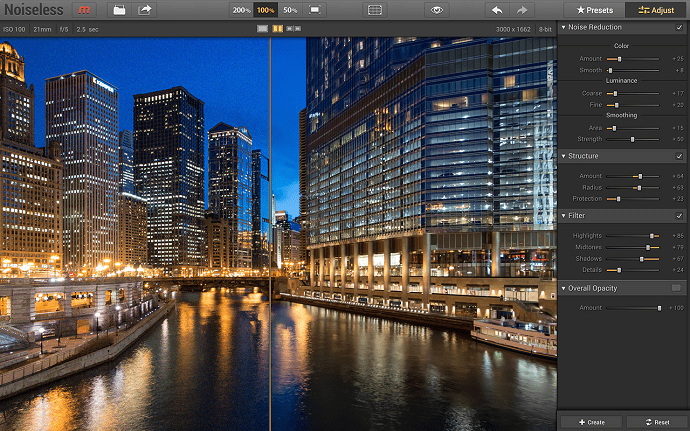 reduce noise from your photos on mac