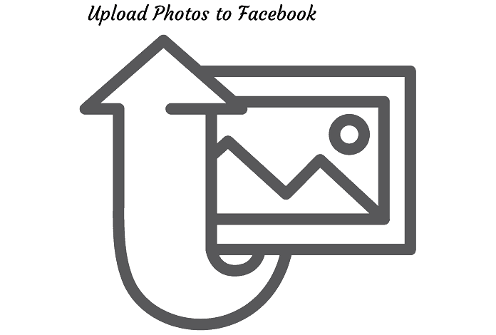 How to upload photos to Facebook