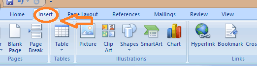 How to Add Page Break in MS Word 3