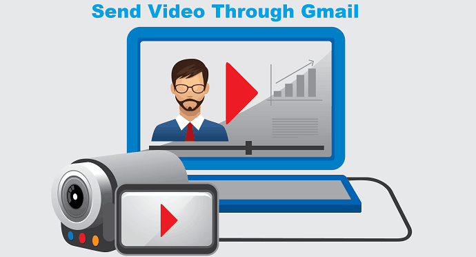 Send video through Gmail