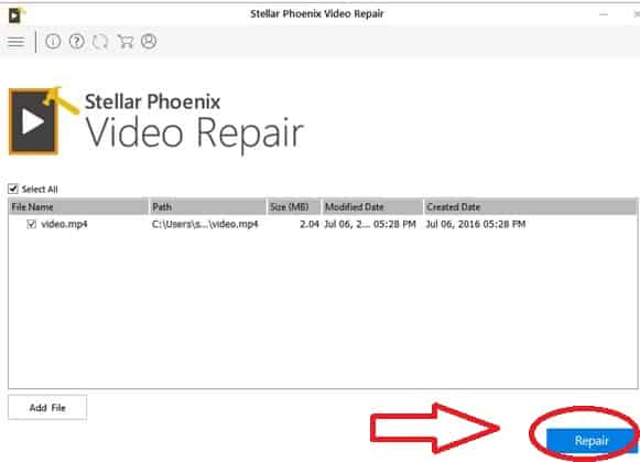 3 Methods To Repair Corrupted MP4 Video File 1
