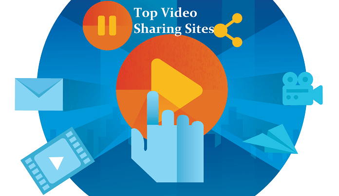 Top Video sharing sites