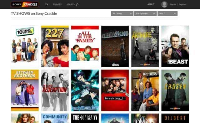 5 Best free TV Streaming Sites To Watch TV Shows Online 1