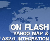 On Flash - map integration with Yahoo Maps + ActionScript 2.0