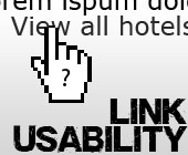 On Link usability - the art of keeping call to actions consistent