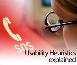Usability Heuristics Explained - Whatwasithinking UK