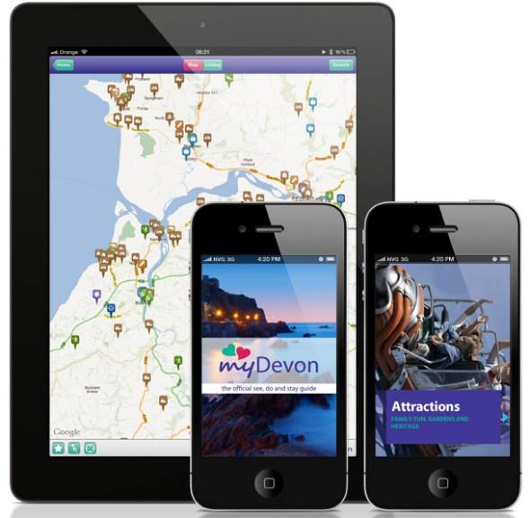 my devon iphone and ipad app screenshots