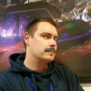 Alexander Rehm's Movember photo