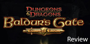 Baldurs Gate Enhanced Edition logo