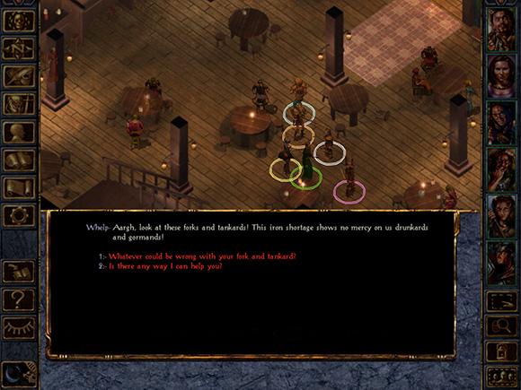 BG:EE screenshot