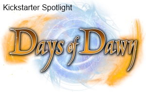 Days of Dawn logo