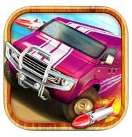 carnage racing ios icon