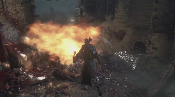 bloodborne-footage