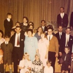 Grandma and Granddad's Silver Wedding