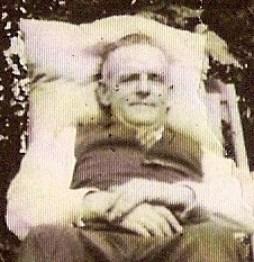 Great Grandad Harry McNama