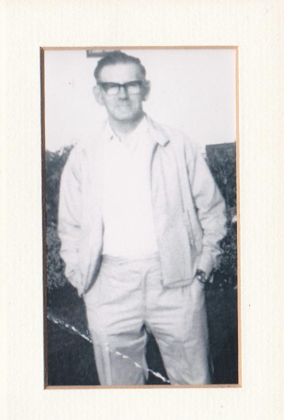 Arthur McNama, 1919-1977