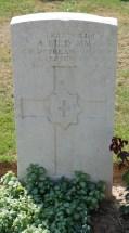 Headstone for Albert Bird
