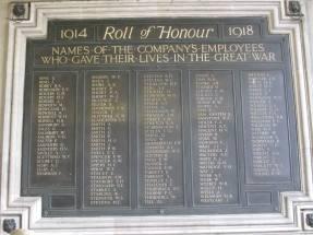 Memorial - William Henry Rushent