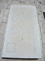 Headstone for Fred Mottram