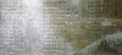 Memorial Panel for Eli Roberts