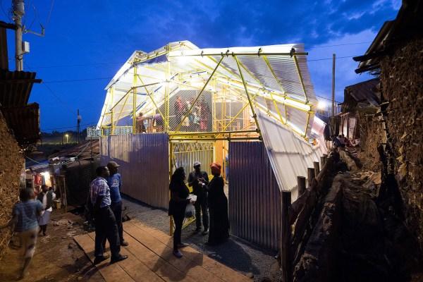 Kibera Hamlets School, Nairobi