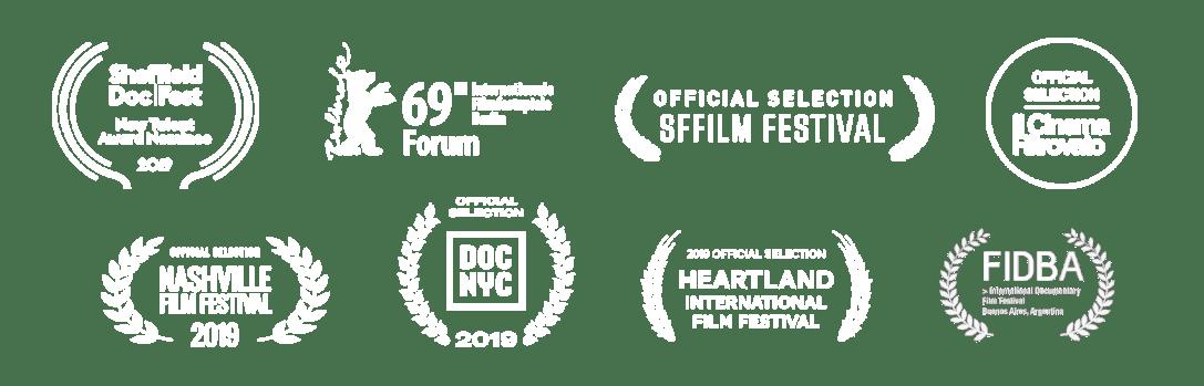 What We Left Unfinished film festival laurels