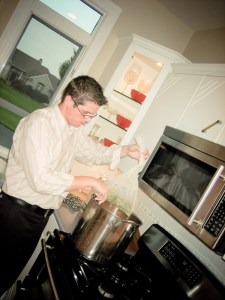 Steeping Grains and Boiling Hops
