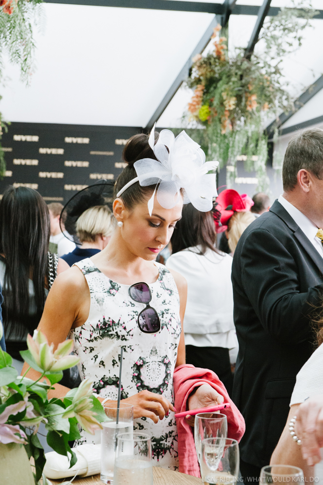 myer marquee oaks day