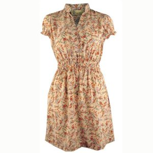 "Floral £37 Deirdre dress from ""Lovestruck"" brand"