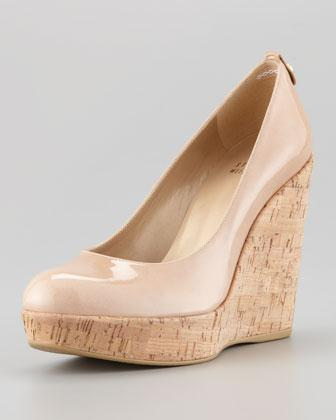 Stuart Weitzman Corkswoon Wedges Sale