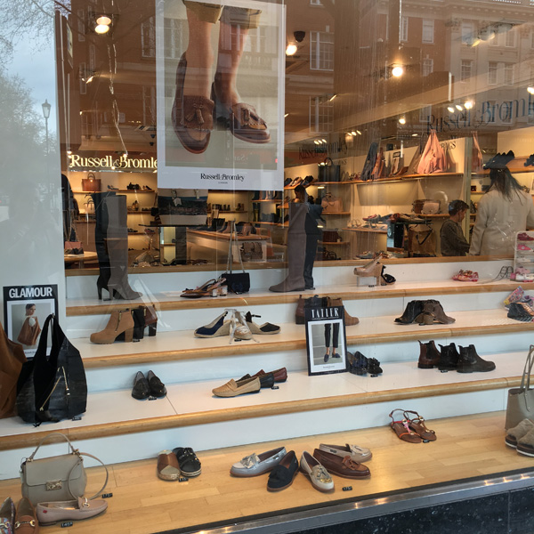 Russell Bromley Kensington