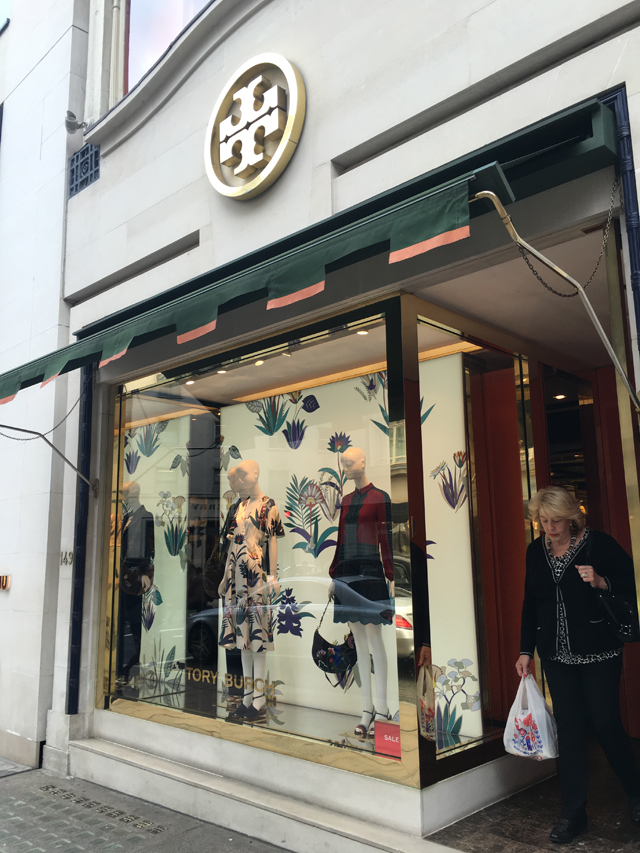 Bond Street Tory Burch