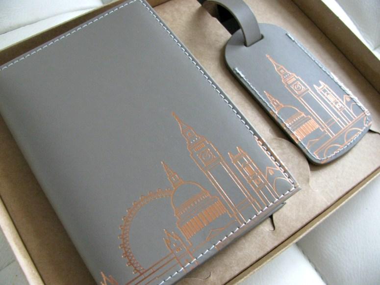 UnderCover UK Passport Cover