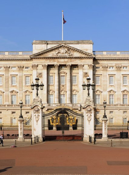 A Magical Tour Of Buckingham Palace