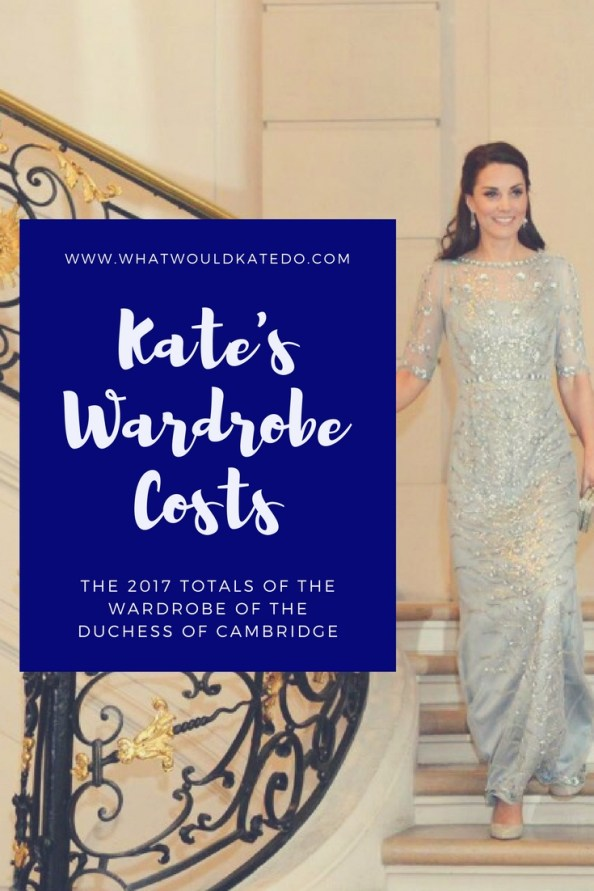 928368d2c0d6 Kate s 2017 Wardrobe Costs   January - March - What Would Kate Do