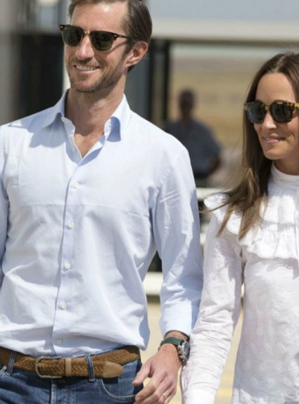 Pippa's Wedding Fashion Recap