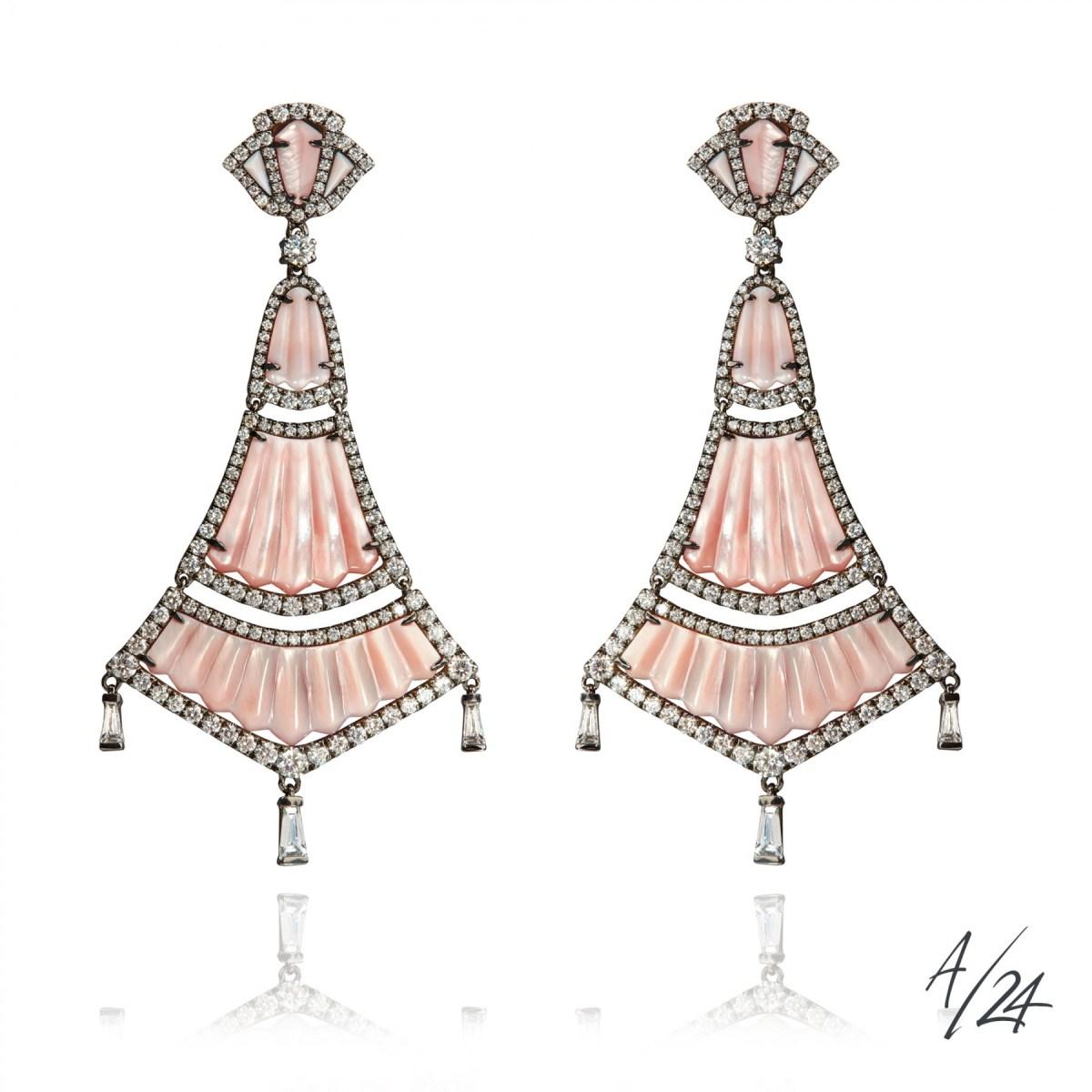 Kate Middleton Annoushka Flamenco Earrings